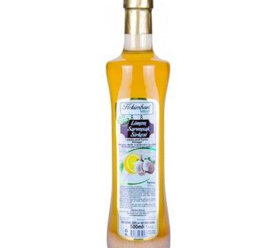Hekimhan Sarımsaklı Limon Sirkesi 500 Kullananlar