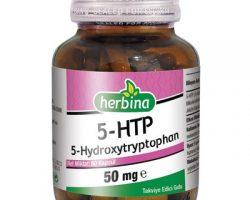 Herbina 5-HTP 5-Hidroksitriptofan 5Hhydroxytryptophan 60 Kullananlar