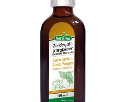 Herbina Zerdeçal Curcumin Karabiber Sıvı Kullananlar