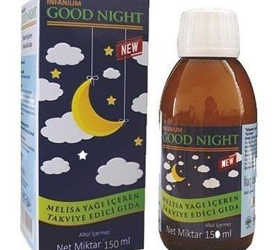 Infanıum Good Night Bitkisel Şurup Kullananlar