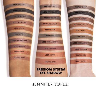 Inglot Freedom System Eye Shadow Kullananlar
