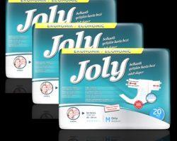 Joly Yetişkin Bezi Medium 60'Lı(20*3) Kullananlar