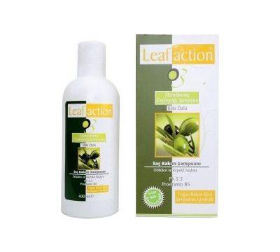 Leafaction Ozonlanmış Zeytin Yağı Şampuanı Kullananlar