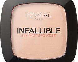 L'Oréal Paris Infallible Foundation Powder Kullananlar