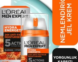 L'Oréal Paris Men Expert Hydra Kullananlar