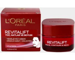 L'Oréal Paris Revitalift Yüz Hatlar Kullananlar