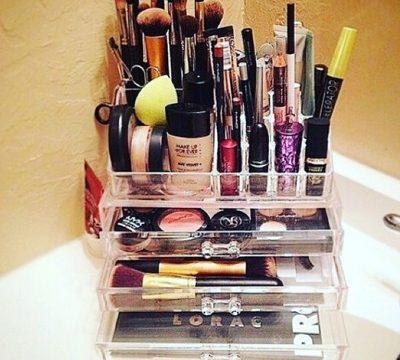 Makeup Organizer 3 Çekmeceli üzeri Kullananlar