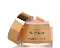 M.Asam Brilliant Teint Transparent Make-Up Kullananlar