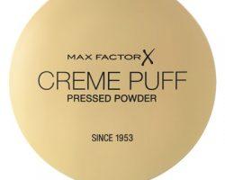 Max Factor Creme Puff Kompakt Kullananlar