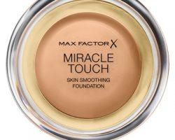 Max Factor Miracle Touch Kompakt Kullananlar