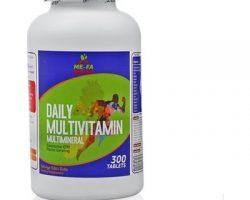 Me-Fa Natural'S Daily Multivitamin Multimineral Kullananlar