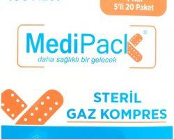 Medipack Steril Gaz Kompres Kullananlar
