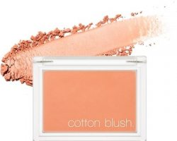 Missha Cotton Blusher (Carrot Butter Kullananlar