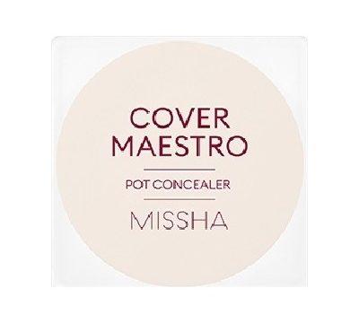 Missha Cover Maestro Pot Concealer Kullananlar