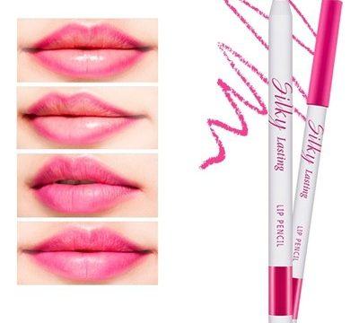 Missha Silky Lasting Lip Pencil Kullananlar