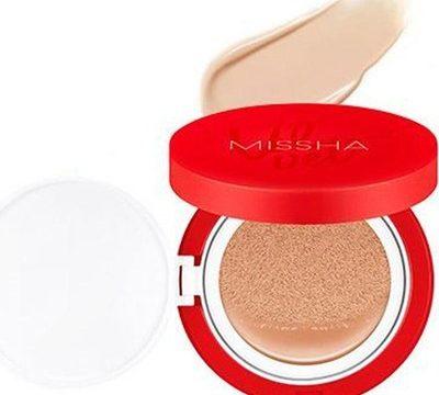 Missha Velvet Finish Cushion SPF50+/PA+++ Kullananlar