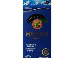 Möller s Omega-3 Cod Liver Oil Balık Yağı Tuttu Fruitti 250 ml Kullananlar