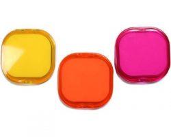Nascita Renkli Kare Şeffaf Çanta Kullananlar