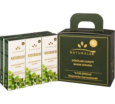 Naturalse Saç Gürleştirici Serum 3 Kullananlar