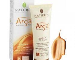 Nature's Arga Minerale Cc Cream Kullananlar