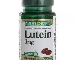 Natures Bounty Lutein 6 Mg Kullananlar