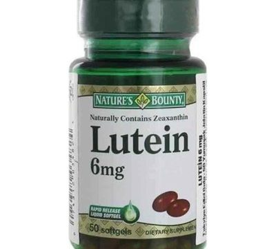 Natures Bounty Lutein 6 Mg Kullananlar