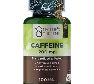 Nature's Supreme Caffeine 200 mg Kullananlar