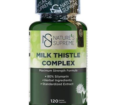 Nature's Supreme Milk Thistle Complex Kullananlar
