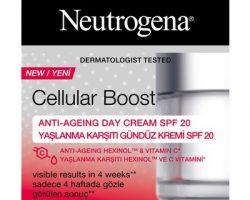 Neutrogena Cellular Boost Yaşlanma Karşıtı Kullananlar