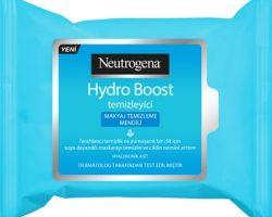 Neutrogena Hydro Boost Makyaj Temizleme Kullananlar