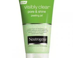 Neutrogena Pore & Shine Peeling Kullananlar