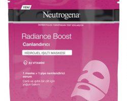 Neutrogena Radiance Boost Hidrojel Işıltı Kullananlar