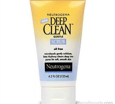 Neutrogena Vis.Clear 150Ml Peeling Jel Kullananlar