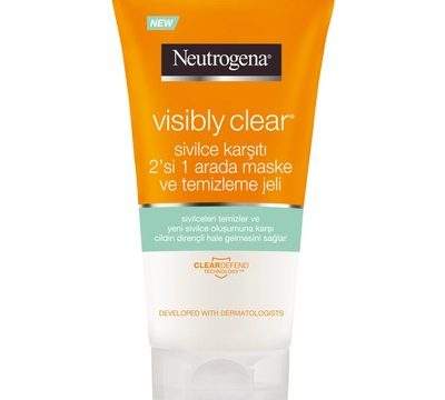 Neutrogena Visibly Clear 2'si 1 Kullananlar