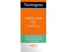 Neutrogena Visibly Clear Nemlendirici 50 Kullananlar