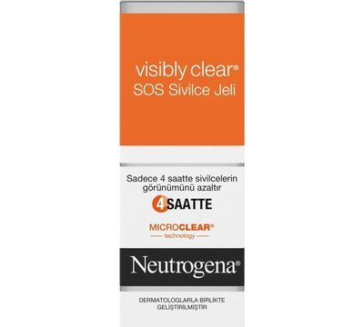 Neutrogena Visibly Clear SOS Hızlı Kullananlar