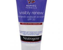Neutrogena Visibly Renew El Bakım Kullananlar