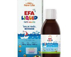 New Life Efa Liquid Balık Yağı Sıvı 150 ml – Tutti Frutti Kullananlar