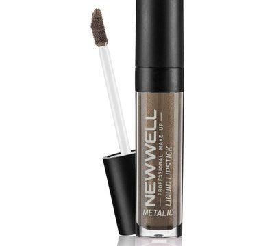 New Well Liquid Metalic Lipstick Kullananlar