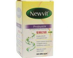 Newvit Probiyotik 30 Kapsül Kullananlar