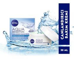 Nivea Aqua Sensation Canlandırıcı Yüz Kullananlar