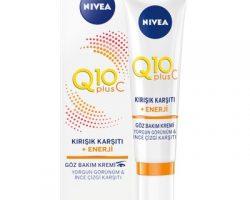 Nivea Q10+ C Kırışık Karşıtı Kullananlar