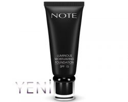 Note Luminous Moisturizing Fondoten 08 Kullananlar
