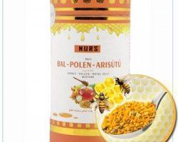 Nurs Bal-Polen-Arısütlü Bitkisel Macun 400 Kullananlar