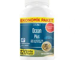 Orzax Ocean Plus Omega-3 120 Kapsül | Ekonomik Paket Kullananlar
