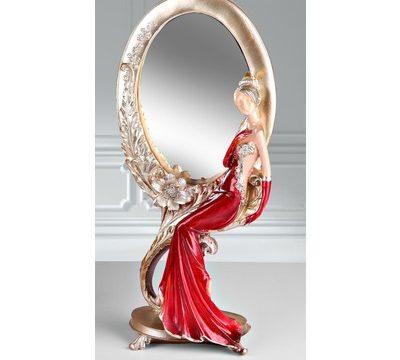 Oyks Polyester Makyaj Aynası Oval Kullananlar