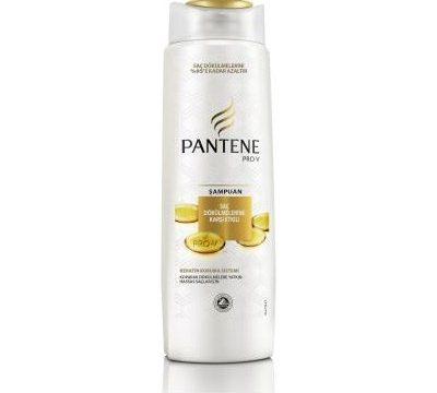 Pantene Şampuan 600 ml Saç Kullananlar