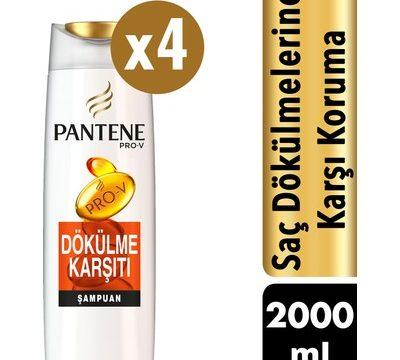 Pantene Şampuan Saç Dökülmelerine Karşı Kullananlar