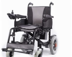 Pulsemed 1201 Katlanabilir Akülü Tekerlekli Kullananlar