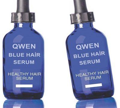 Qwen Mavi Serum-Blue Serum-Saç Iksiri Kullananlar